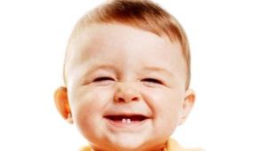 Tutto sui denti da latte in un bambino