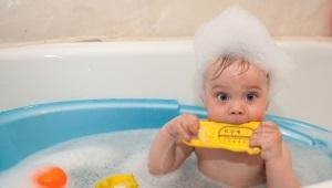 เครื่องวัดอุณหภูมิน้ำสำหรับเด็ก