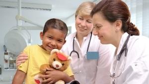 Il tasso di reticolociti nel sangue dei bambini
