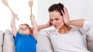 סימפטומים וסימנים של היפראקטיביות אצל ילד