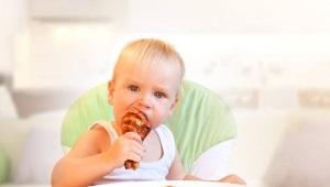 Is het mogelijk voor kinderen om gefrituurd te eten en vanaf welke leeftijd om dergelijke gerechten te geven?