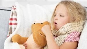 عرق السوس شراب عند السعال عند الأطفال - تعليمات للاستخدام