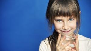 Wat als het kind geen water drinkt?