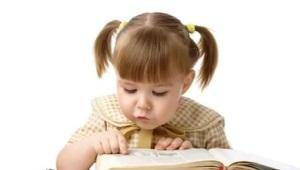 Olesya Zhukova beneficiază de învățarea citirii