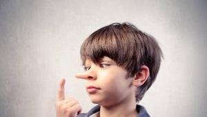 Waarom liegt een kind en wat te doen? Effectief advies van een psycholoog