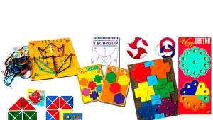 Giochi educativi Vyacheslav Voskobovicha