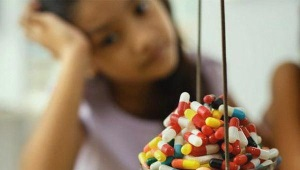 المضادات الحيوية واسعة الطيف للأطفال