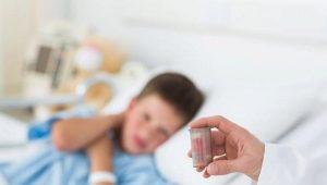 المضادات الحيوية للأطفال