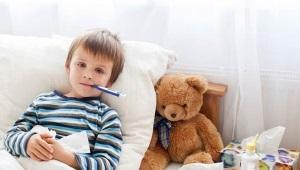 المضادات الحيوية لإنفلونزا الأطفال