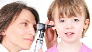 المضادات الحيوية لالتهاب الأذن عند الأطفال