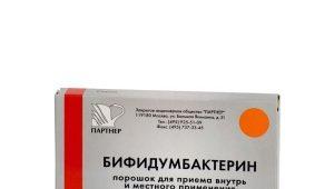 Bifidumbacterin untuk kanak-kanak