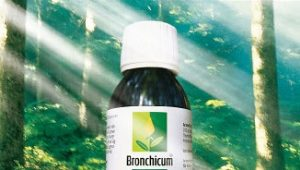 Bronhikum للأطفال: تعليمات للاستخدام