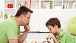 Come insegnare a un bambino a giocare a scacchi da zero?