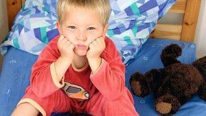 การรักษา enuresis ในการเยียวยาชาวบ้านเด็ก