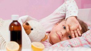 العوامل المضادة للفيروسات للأطفال 5 سنوات