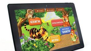 Tavolette educative per bambini