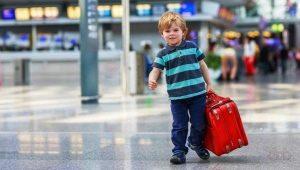 Súhlas s odchodom dieťaťa do zahraničia