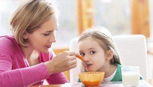 דיאט לעצירות אצל ילדים