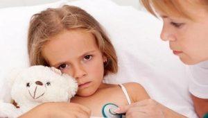 Trattamento dell'angina nei rimedi popolari dei bambini