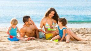 Vakantie met kinderen in Dzhemete