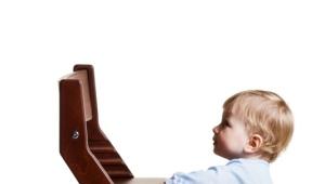 Sedia in crescita per bambino