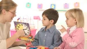 Exerciții de educație pentru copii de 7 ani