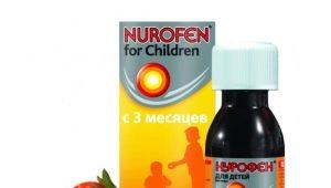 نظائرها من Nurofen للأطفال