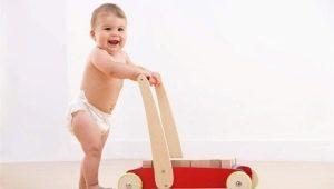 Et si le bébé commençait à boiter?