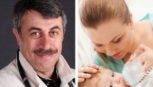 Dr. Komarovsky over lactasedeficiëntie