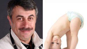Dr Komarovsky over luiers