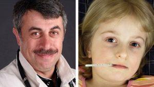 Dr. Komarovsky over de symptomen en de behandeling van mononucleosis bij kinderen