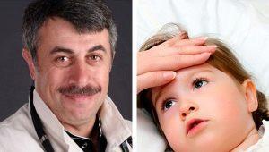 Dr. Komarovsky su cosa fare se il naso è pieno, ma senza muco