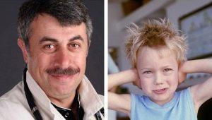 Dr. Komarovsky over wat te doen als het kind zijn ouders niet gehoorzaamt