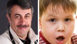 Doctor Komarovsky over wat te doen als een kind een osyp stem heeft