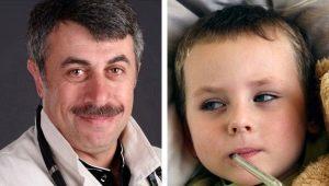 Dr. Komarovsky over enterovirus-infectie bij kinderen