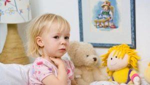 Sintomi e trattamento dell'angioedema nei bambini