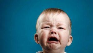 Pourquoi un enfant pleure souvent et comment le calmer?