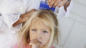 Prevenzione e trattamento della pediculosi nei bambini a casa