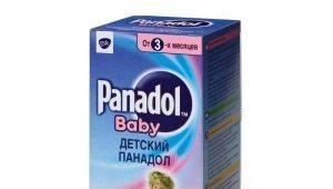 Panadol Suspension للأطفال: تعليمات للاستخدام