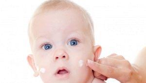 Cura della pelle del bambino