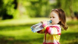 Et si l'enfant a la bouche sèche?