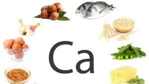 منتجات للنساء الحوامل مع نسبة عالية من الكالسيوم