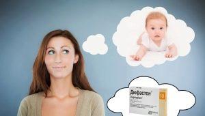 Duphaston เมื่อวางแผนการตั้งครรภ์: คำแนะนำสำหรับการใช้งาน