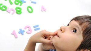아이를 셀 수 있도록 가르치는 방법?