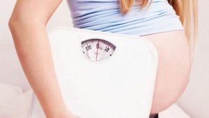 أسباب فقدان الوزن أثناء الحمل. ما يجب القيام به