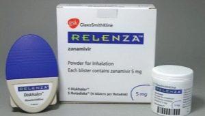 ريلينزا للأطفال: تعليمات للاستخدام