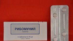 Ribomunil للأطفال: تعليمات للاستخدام