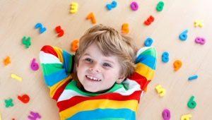 Wie kann man einem Kind die Zusammensetzung der Zahl bis 10 und darüber hinaus beibringen?