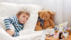 الاستعدادات الفعالة للأطفال الذين يعانون من نزلات البرد و ARVI والإنفلونزا