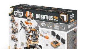 Quale set di designer per la robotica scegliere per un bambino?